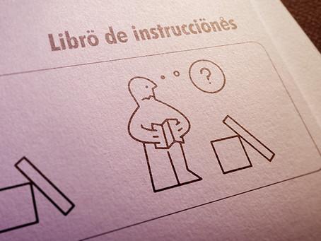 Libro de instrucciones
