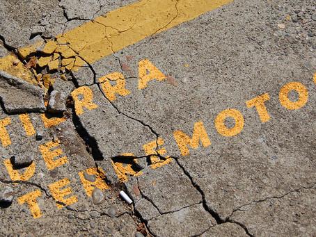 Tierra de terremotos
