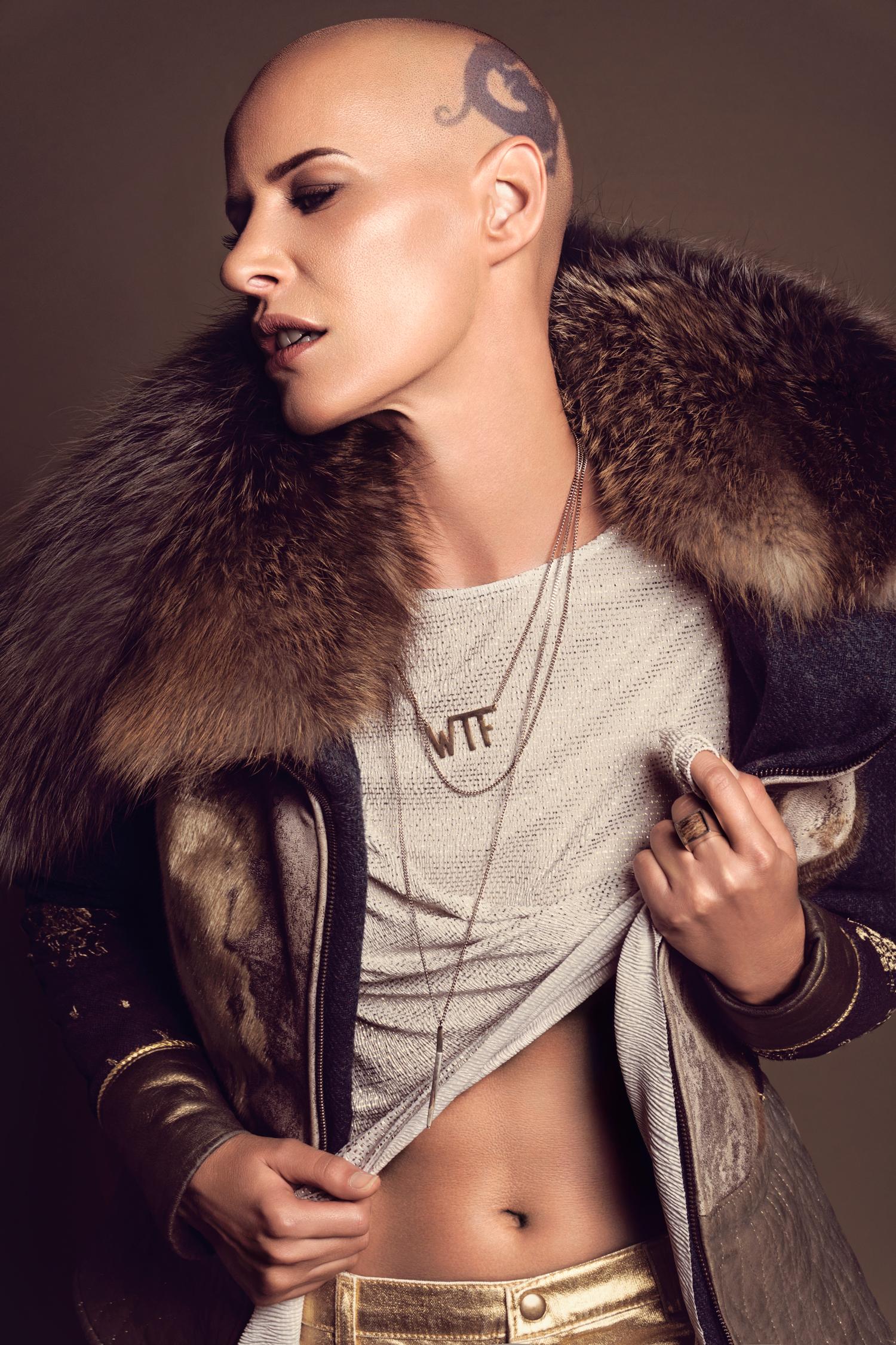 Eve Salvail Top Model