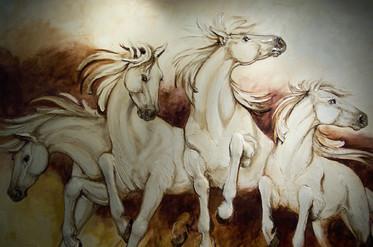 Spirit of the Horse by Joni Hamari