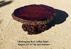 Mahogany Burl table Joni Hamari (6).jpg