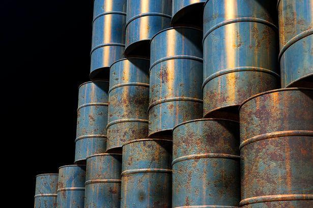 Barrels-of-oil