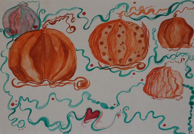 « Burbujas de otoño »