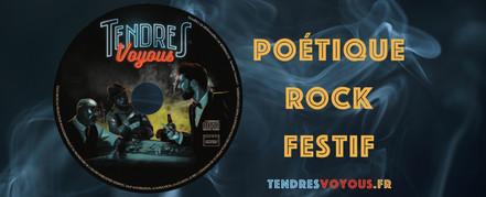 "Tendres Voyous ""Groupe chanson rock"""