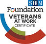 SHRM Foundation_Veterans at Work_Certifi