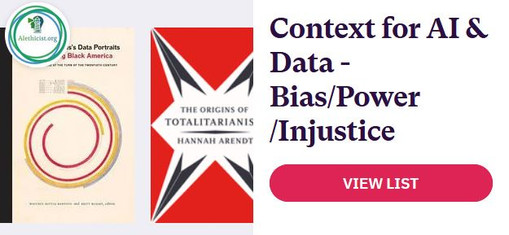 https://bookshop.org/lists/context-for-ai-data-bias-power-injustice