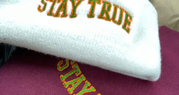 Stay True beanies
