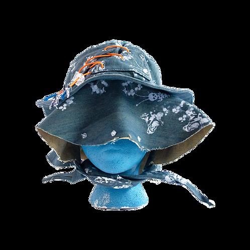 Antenna Headwrap Bucket