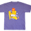 Thumbnail: Bang Brehs purple tee