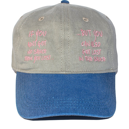 Lost in the sauce Dad Hat