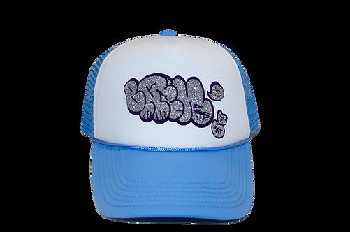 BREH Trucker Hat (Blue)