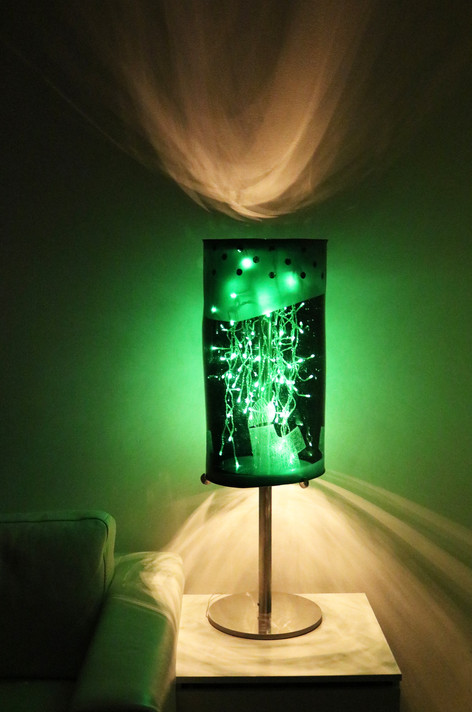 Svítící objekt