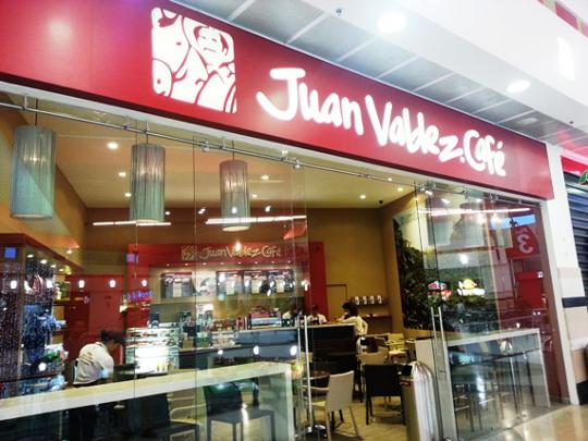 Cafetería Juan Valdez