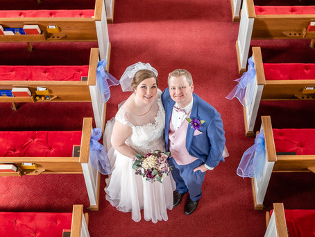 Kayla & Brandon Wedding in Genoa City, Wisconsin