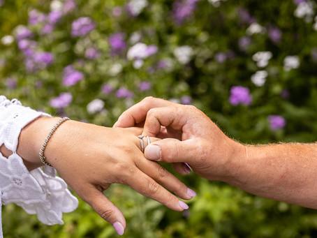 Kimberly & Jason's Backyard Wedding