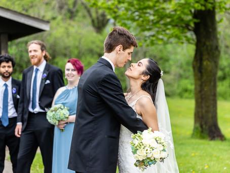 Marisa & Daniel Wedding in Madison, Wisconsin