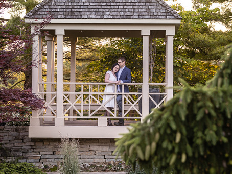 Britney And Owen's Engagement Session