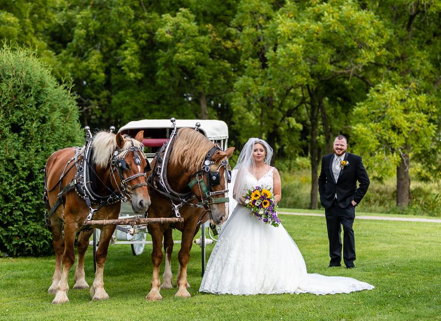 Oak Hill Wedding - Sable Park Photography