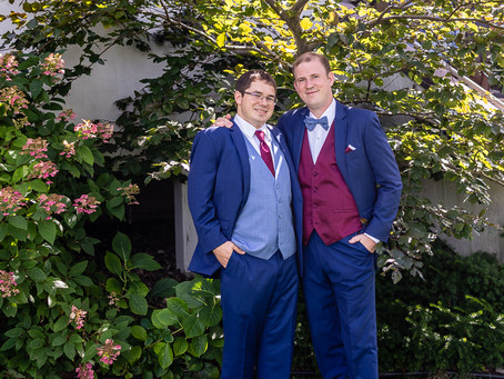 Mark & Philip: A Star Spangled Wedding