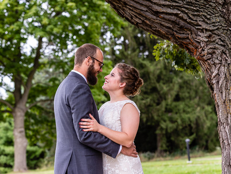 Breanne and Jes' Perfect Wedding Day