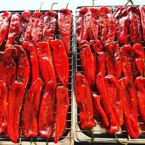 🌶RED PEPPERS🌶 #traiteur #kokenaanhuis.