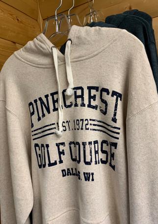 Pine Crest Golf Course Sweatshirt