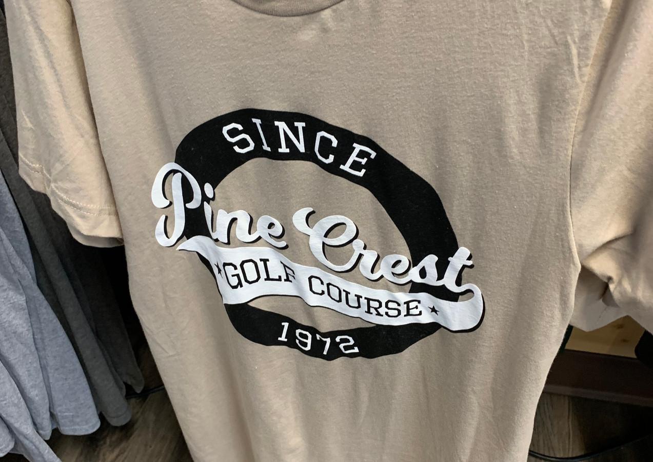 Pine Crest Golf Course Tee