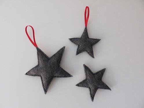 Stern mit Anhänger