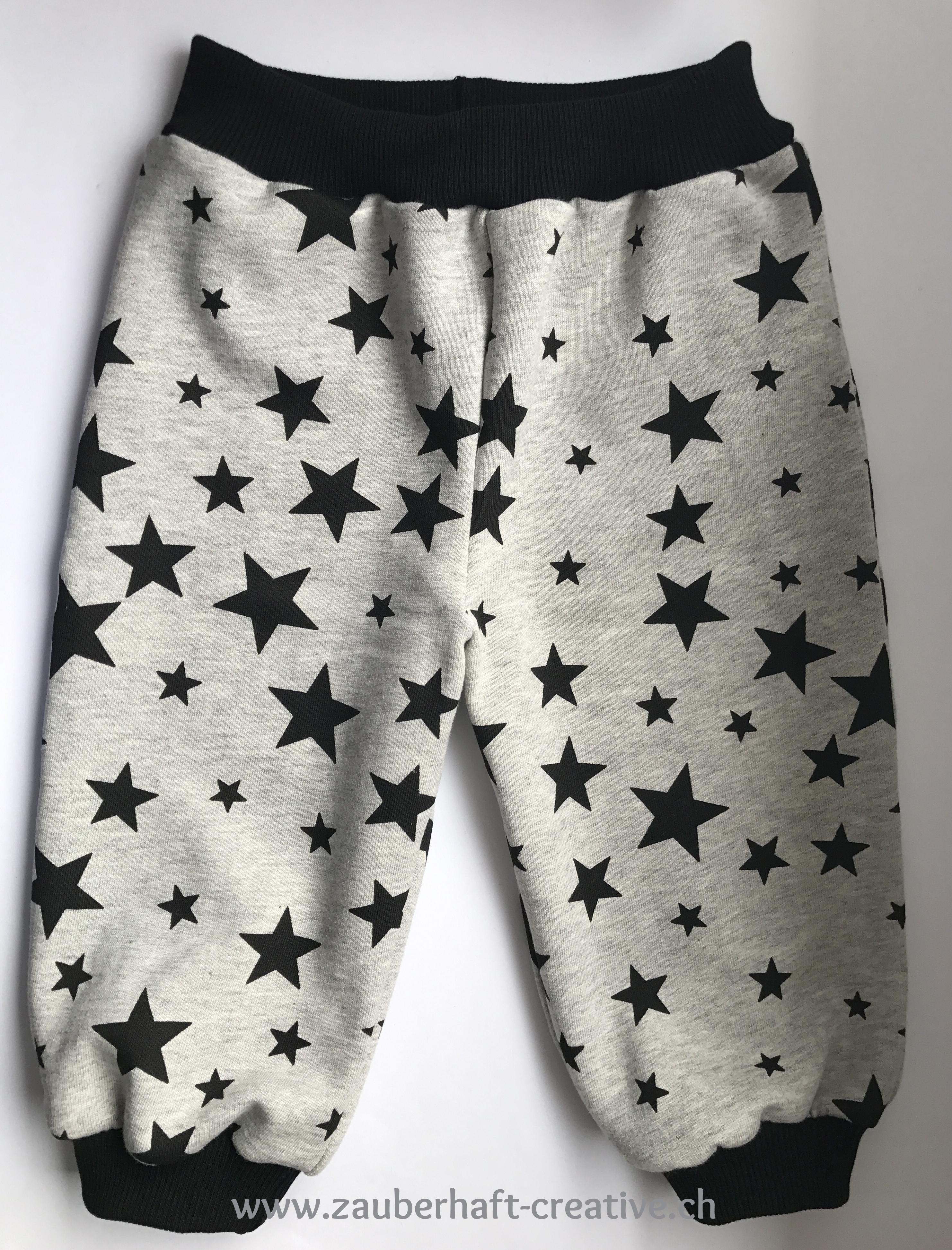 Sweatshirthosen Sterne