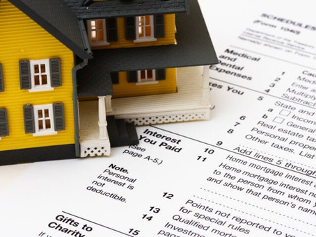 New Rules & Regulations for Home Mortgage and Home Equity Loan Interest Deductions