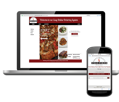 Online Ordering - Providence Coal Fired Pizza