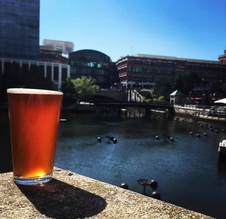 Enjoy a Beer in the Heart of Downtown PVD