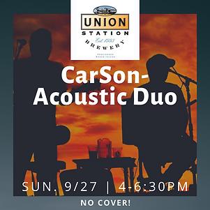 USB Live Music Graphic-CarSon-Acoustic D