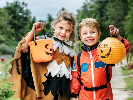 Halloween Can Be a Scary Night For Pedestrians – Follow These Safety Tips to Prevent Trick-or-Treat