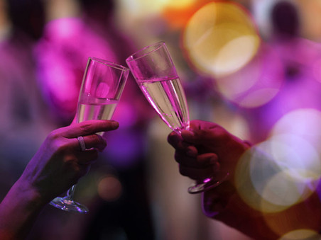 Tips to Ring in the New Year Safely