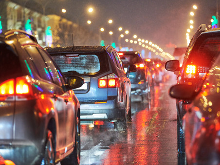 Thanksgiving Travel Plans? Expect Near Record Volumes on the Road