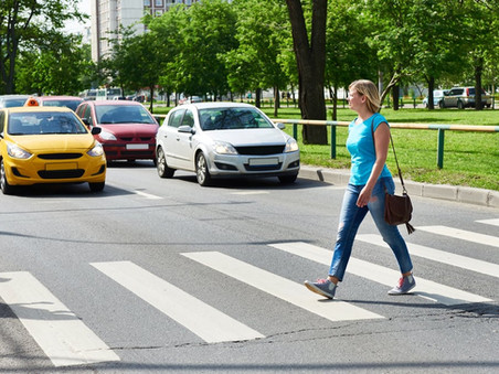 June is National Safety Month: What You Need to Know About Rhode Island's Pedestrian Laws