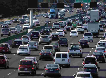 Holiday Travel: What To Do If You Are In An Accident in Another State  or with an Out-of-State Drive