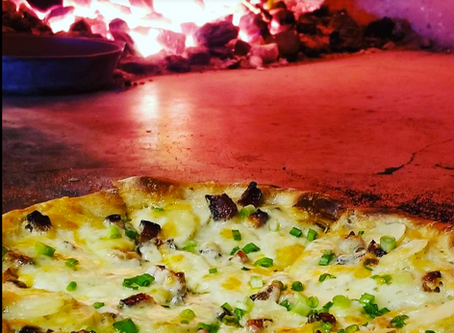 The Coal Fired Pizza Process: How It's Made & Why It's the Best