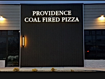 Westerly locatin - Providence Coal Fired Pizza