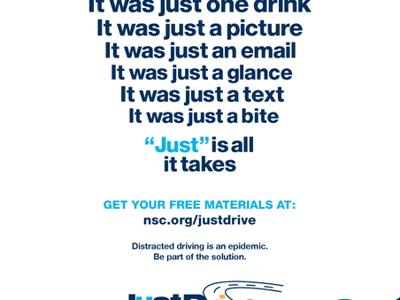It's National Distracted Driving Month - Myths vs. Facts to Help You Stay Safe ALL YEAR LONG