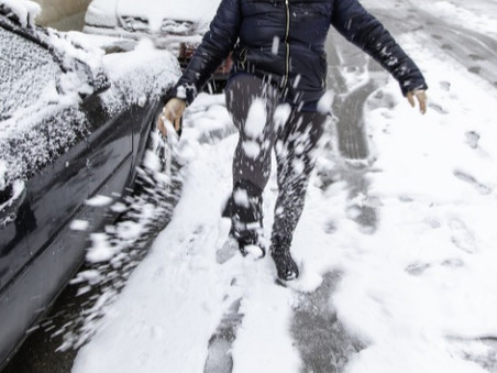 What To Do If You Are Injured in a Slip-and-Fall Accident