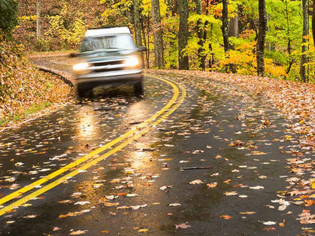 Tips to Keep You and Your Loved Ones Safe On The Road This Fall