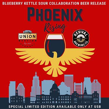 USB_Revival Collaboration Beer Release I
