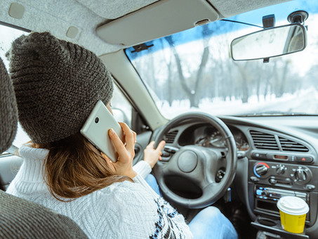"""Drivers Beware! RI's New """"Hands Free"""" Law Goes Into Effect on June 1"""
