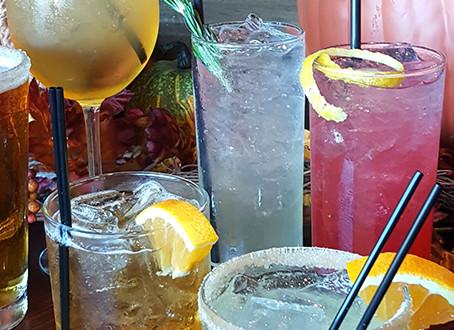 7 Festive Seasonal Fall Drink Ideas