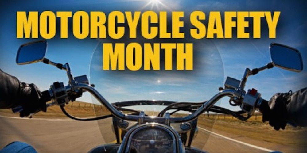 The U.S. Department of Transportation's National Highway Traffic Safety Administration (NHTSA) is partnering with Sheeley Law to remind all motorists to Share the Road to help keep motorcyclists safe.