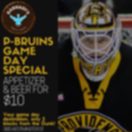 Barnaby's PBruins Game Day Special.png