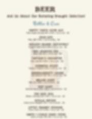 Barnaby's Drink Menus 8.5x11 for Website