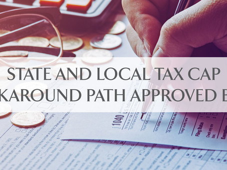 IRS Releases Long-Awaited Guidance on State and Local Tax Workarounds